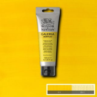 Galeria Cadmium Yellow Medium Hue