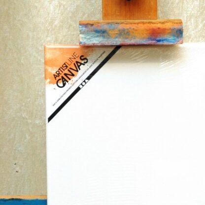 Närbild av Målarduk ArtistLine 360g 20x20