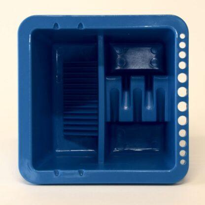 Behållare för penseltvätt, ovanifrån